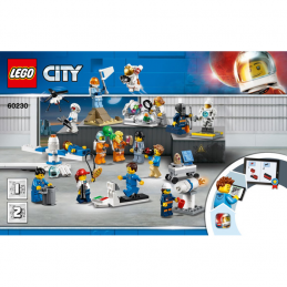 Notice / Instruction Lego City 60230