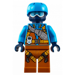 Figurine Lego® City Arctique - Secouriste