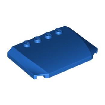 LEGO 4294739 CAPOT 4X6X2/3 - BLEU