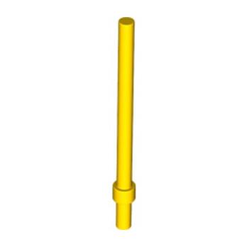 LEGO 6170486 BARRE 6M AVEC STOP - JAUNE