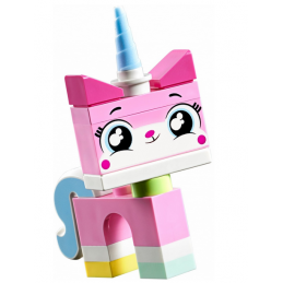 Mini Figurine Lego® The Lego Movie - Unikitty