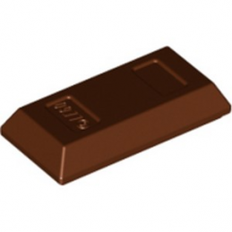 LEGO 6261744 TABLETTE DE CHOCOLAT - REDDISH BROWN lego-6261744-tablette-de-chocolat-reddish-brown ici :