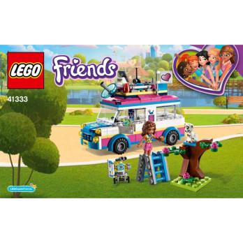 Notice / Instruction Lego Friends 41333 notice-instruction-lego-friends-41333 ici :