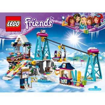 Notice / Instruction Lego Friends 41324
