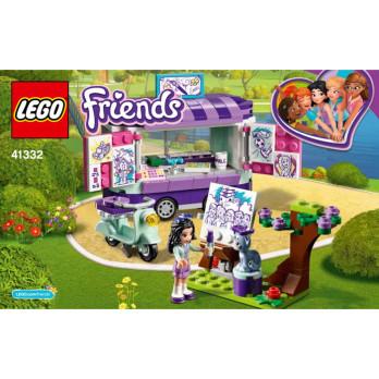 Notice / Instruction Lego Friends 41332 notice-instruction-lego-friends-41332 ici :
