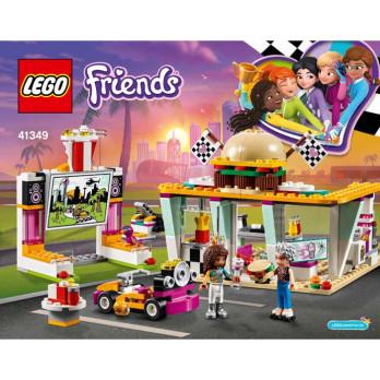 Notice / Instruction Lego Friends 41349 notice-instruction-lego-friends-41349 ici :