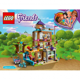 Notice / Instruction Lego Friends 41340