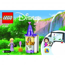 Notice / Instruction Lego Disney Princess - 41163