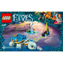 Notice / Instruction Lego Elves 41191