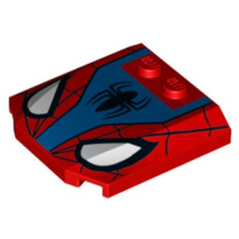 LEGO 6214100 CAPOT  4X4X2/3 - SPIDER-MAN