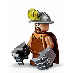 Figurine Lego® Super Heroes - Incredible Underminer