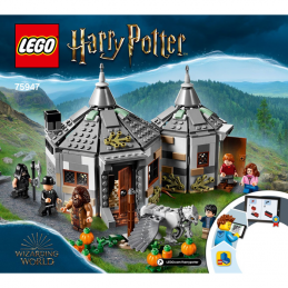 Notice / Instruction Lego Harry Potter  75947 notice-instruction-lego-harry-potter-75947 ici :