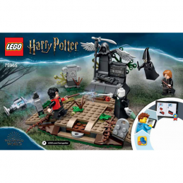 Notice / Instruction Lego Harry Potter  75965 notice-instruction-lego-harry-potter-75965 ici :
