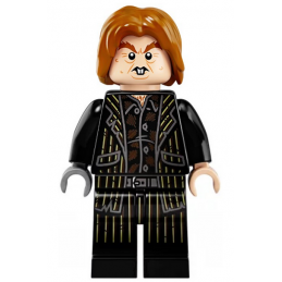 Mini Figurine LEGO® : Harry Potter -  Peter Pettigrow