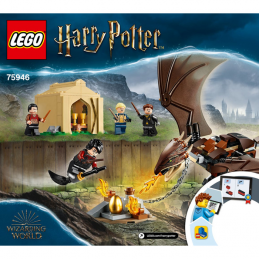 Notice / Instruction Lego Harry Potter  75946 notice-instruction-lego-harry-potter-75946 ici :