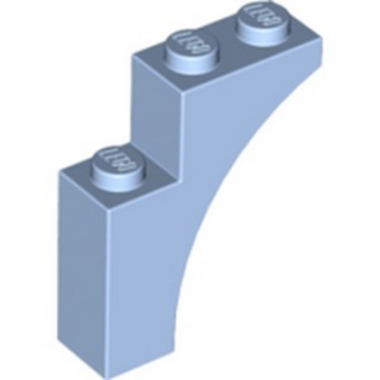 LEGO 6285272 ARCHE 1X3X3 - LIGHT ROYAL BLUE lego-6285272-arche-1x3x3-light-royal-blue ici :