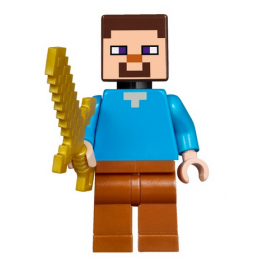 Mini Figurine LEGO® : Minecraft - Steve