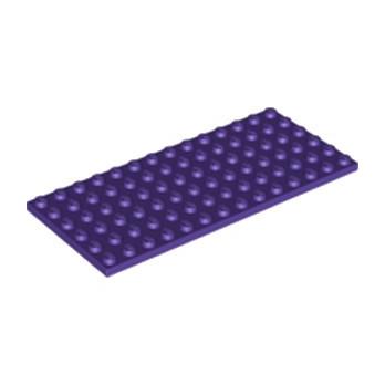 LEGO 6278173 PLATE 6X14 - MEDIUM LILAC