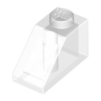 LEGO 6277460 TUILE 1X2/45° - TRANSPARENT lego-6277460-tuile-1x245-transparent ici :