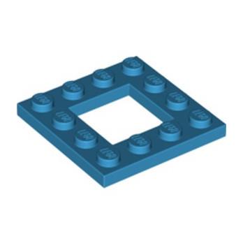 LEGO 6249801 PLATE 4X4 - DARK AZUR