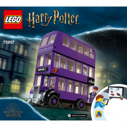 Notice / Instruction Lego Harry Potter  75957 notice-instruction-lego-harry-potter-75957 ici :