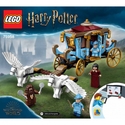 Notice / Instruction Lego Harry Potter  75958 notice-instruction-lego-harry-potter-75958 ici :