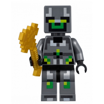 Mini Figurine LEGO® : Minecraft - Skull Arena Player