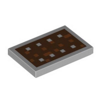 LEGO 6198008 IMPRIME MINECRAFT 2X3