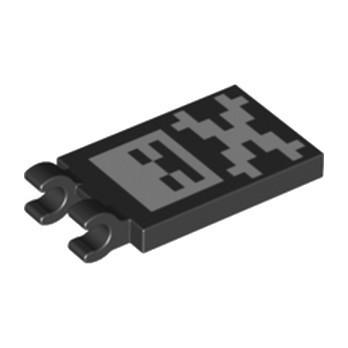 LEGO 6253162 DRAPEAU MINECRAFT IMPRIME
