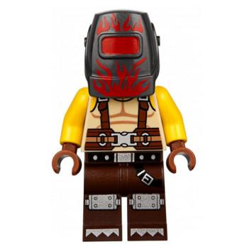 Mini Figurine LEGO® : The lego Movie - Fuse - Apocalypseburg