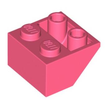 LEGO 6258575 TUILE 2X2/45 INV - CORAL