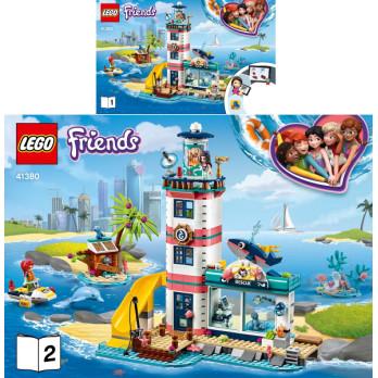 Notice / Instruction Lego Friends 41380 notice-instruction-lego-friends-41380 ici :