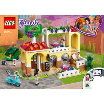 Notice / Instruction Lego Friends 41379 notice-instruction-lego-friends-41379 ici :