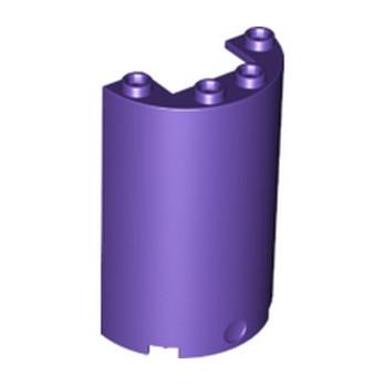 LEGO 6261499 MUR / CLOISON, 5X4X2 - MEDIUM LILAC lego-6261499-mur-cloison-5x4x2-medium-lilac ici :