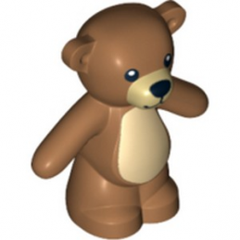LEGO 6055832 OURS / PELUCHE - MEDIUM NOUGAT