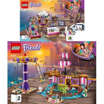 Notice / Instruction Lego Friends 41375 notice-instruction-lego-friends-41375 ici :