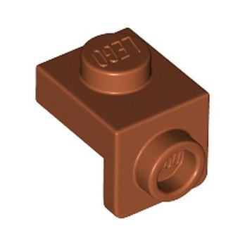 LEGO 6248949 PLATE 1X1 BAS - DARK ORANGE lego-6248949-plate-1x1-bas-dark-orange ici :