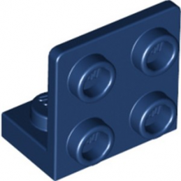 LEGO 6224472 ANGULAR PLATE 1.5 BOT. 1X2 2/2 - EARTH BLUE