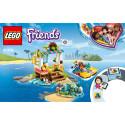 Notice / Instruction Lego Friends 41376