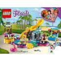 Notice / Instruction Lego Friends 41374