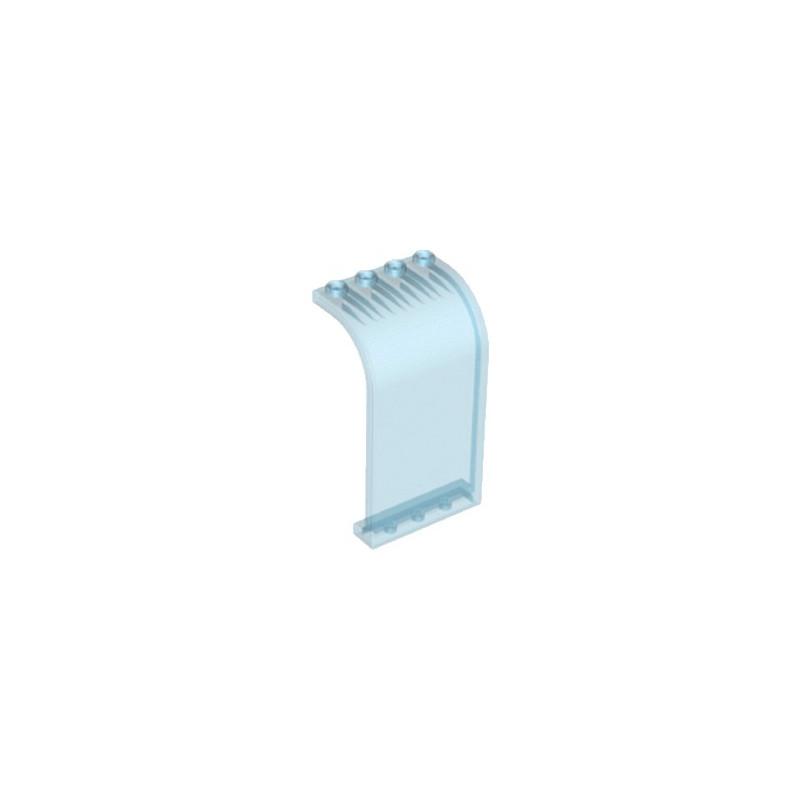 LEGO 6244794 CLOISON 3X4X6 - BLEU TRANSPARENT