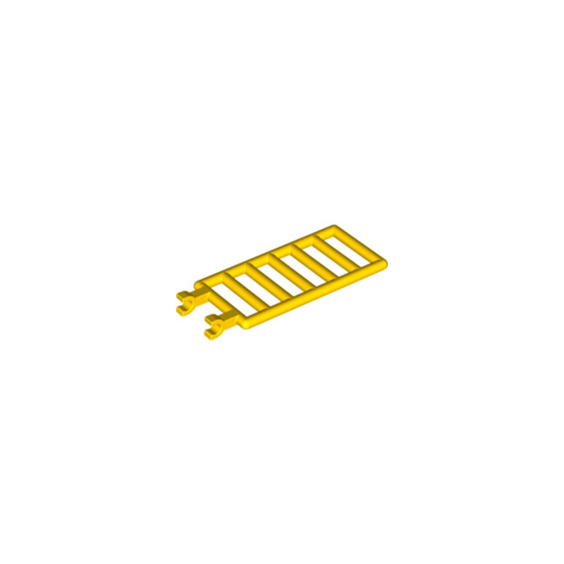LEGO 6070784 ECHELLE 1X4X6  - JAUNE