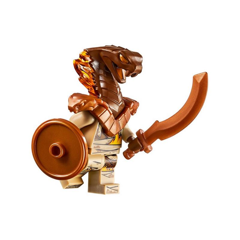 Mini Figurine LEGO® Ninjago - Pyro Destroyer