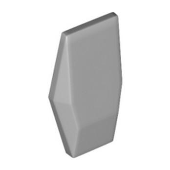 LEGO 6168742 SHELL W/ 3.2 SHAFT - MEDM STONE GREY