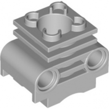 LEGO 4234251 CYLINDRE DE MOTEUR - MEDIUM STONE GREY