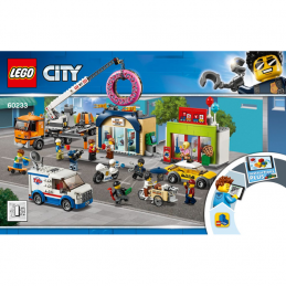 Notice / Instruction Lego City 60233