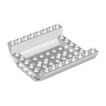 LEGO 6265641 MILIEU FUSELAGE BAS - BLANC