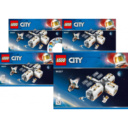 Notice / Instruction Lego City 60227