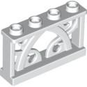 LEGO 6097236 BALUSTRADE - BLANC