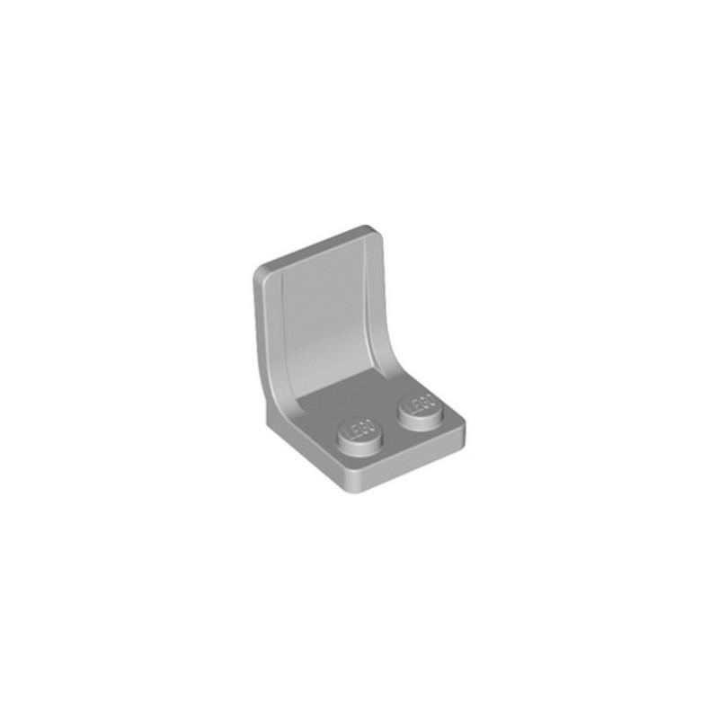 LEGO 6230230 SIEGE 2X2X2 - MEDIUM STONE GREY